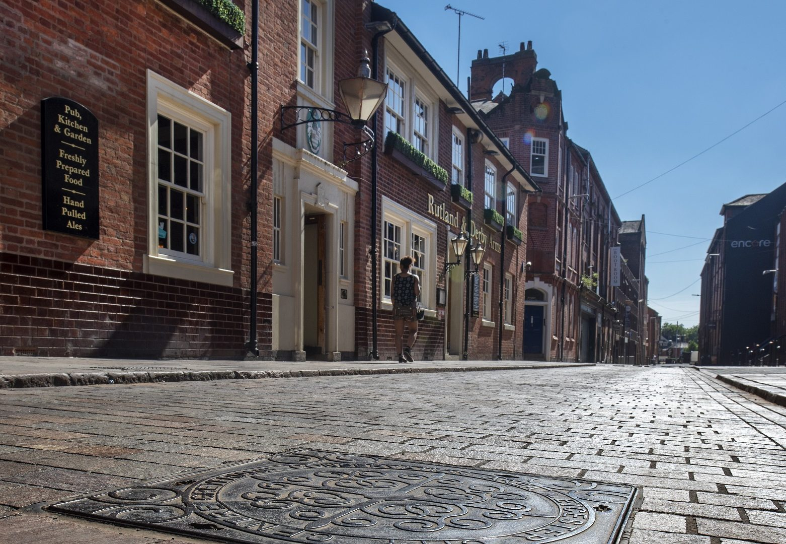 Greyfriars Townscape Heritage Initiative