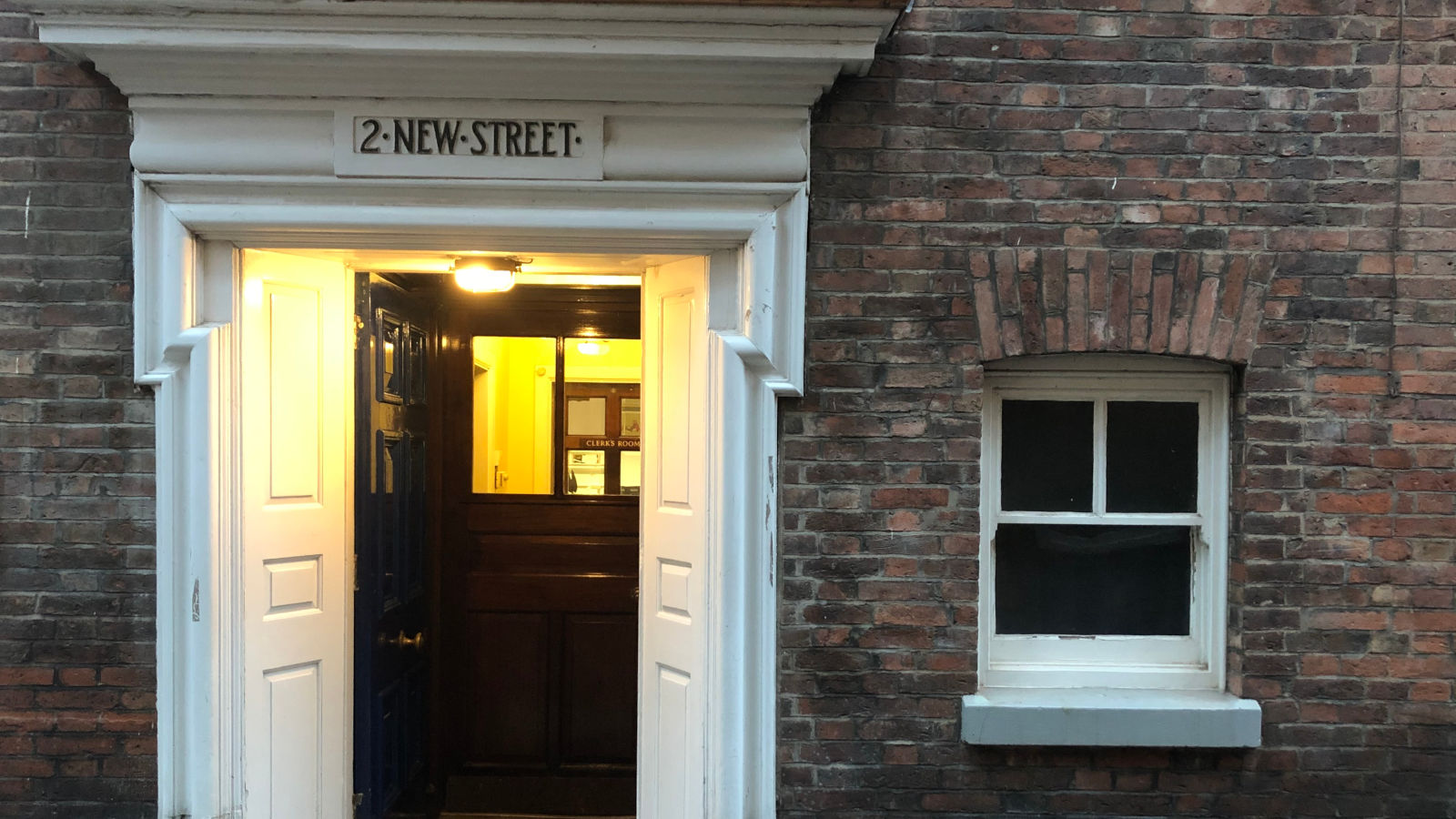 Leicester Greyfriars Heritage Initiative - Restoration - 2 New Street Chambers