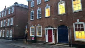 Leicester Greyfriars Heritage Initiative - Restoration - 27 Friar Lane