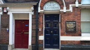 Leicester Greyfriars Heritage Initiative - Restoration - 27.5 Friar Lane - 41 Friar Lane