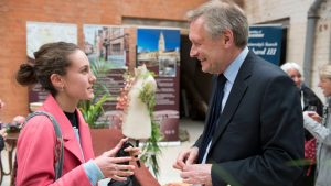 Leicester Greyfriars Heritage Initiative - Events - Launch Event