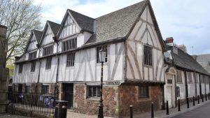 Leicester Greyfriars Heritage Initiative - History - The Guildhall