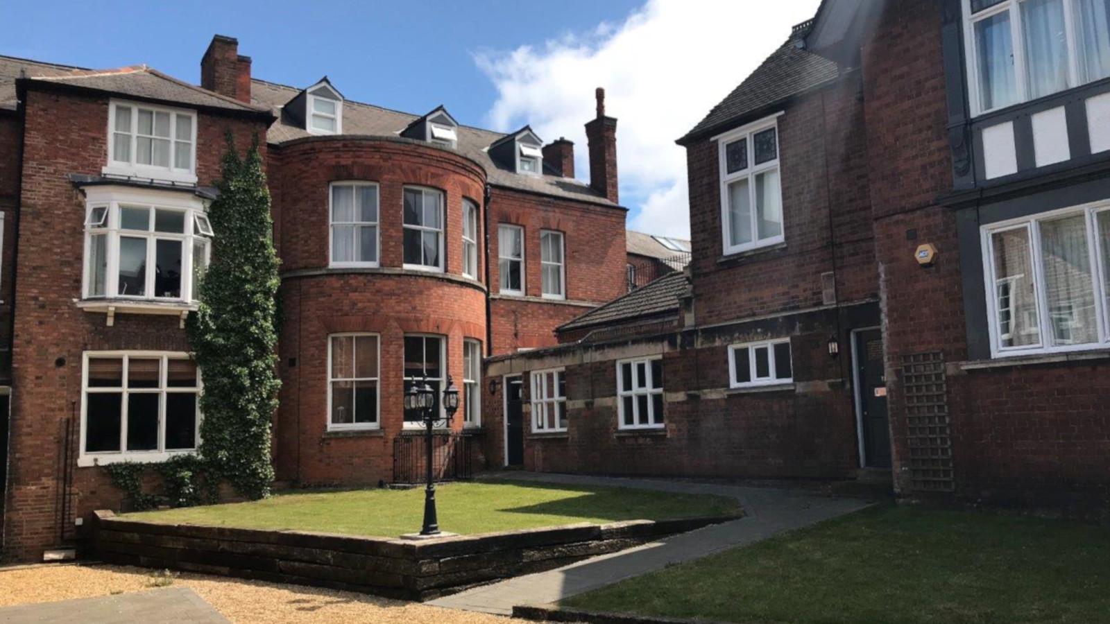 Leicester Greyfriars Heritage Initiative - Restoration - New Street Properties