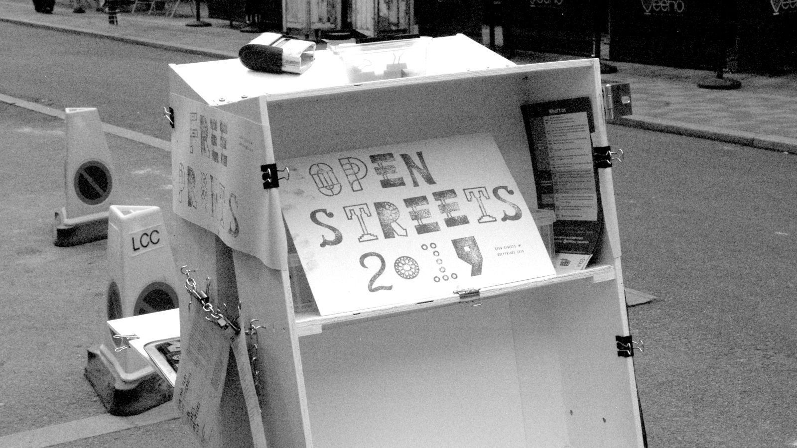 Leicester Greyfriars Heritage Initiative - Events - Open Streets