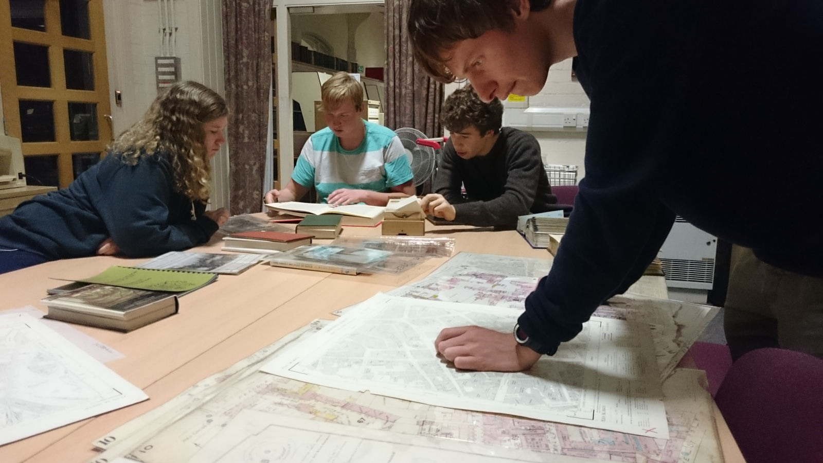 Leicester Greyfriars Heritage Initiative - Learning Resources - Student Work