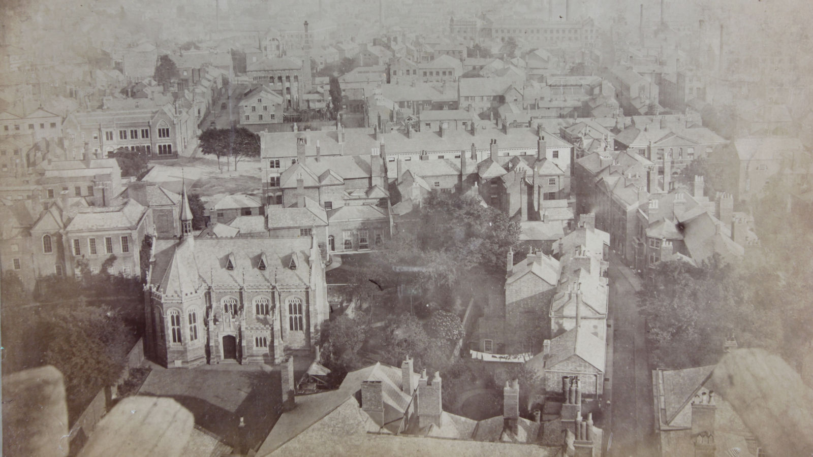 Leicester Greyfriars Heritage Initiative - History - Friar Lane Turkish Baths