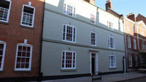 Rutland House after renovation